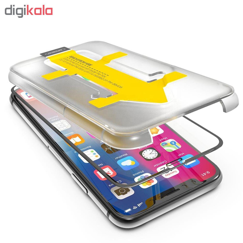 محافظ صفحه نمایش 3D زیفرند مدل ALP مناسب برای گوشی موبایل اپل iPhone X main 1 4