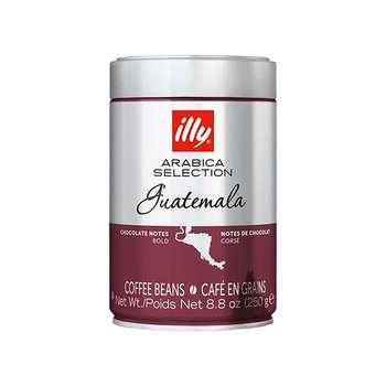 دانه قهوه ایلی مدل guatemala مقدار 250 گرم