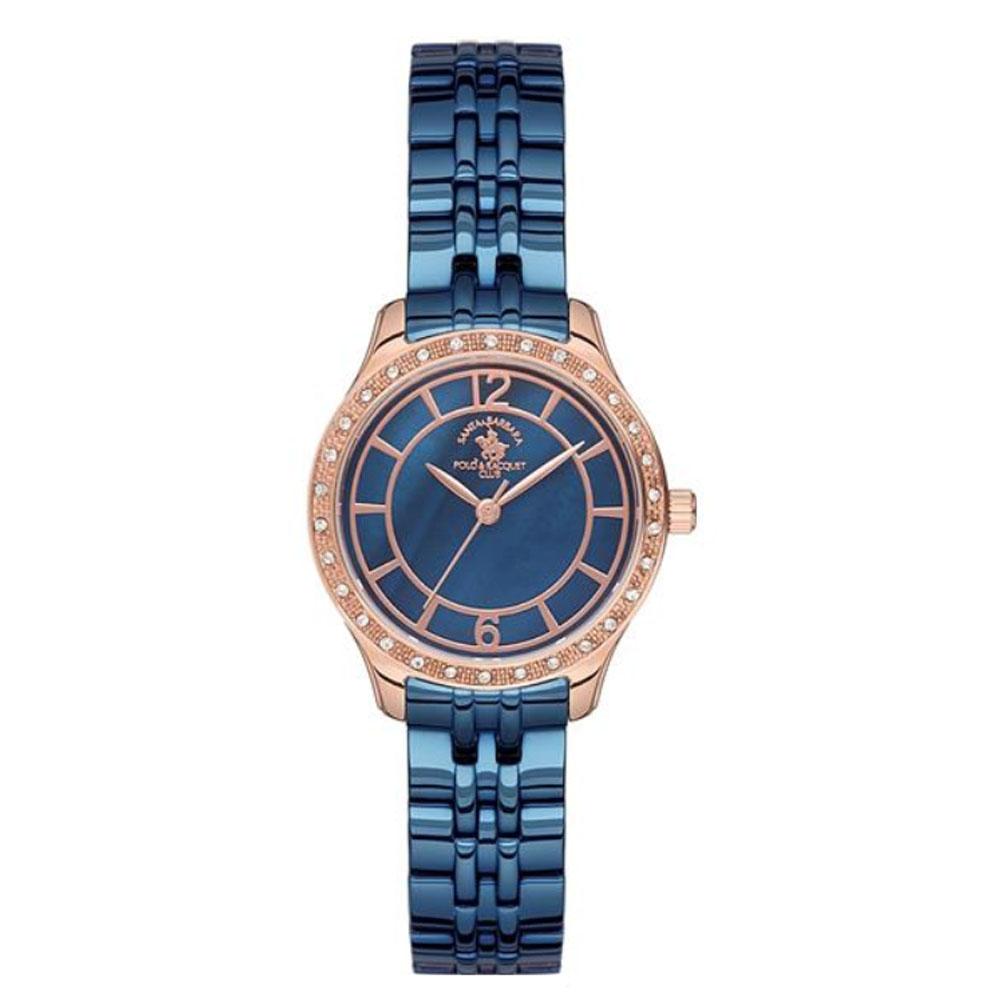 ساعت مچی عقربه ای زنانه سانتا باربارا کد SB.10.1138.2