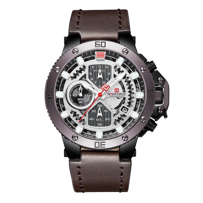 ساعت مچی عقربه ای مردانه نیوی فورس مدل NF9159M - GHA-BAD              خرید (⭐️⭐️⭐️)