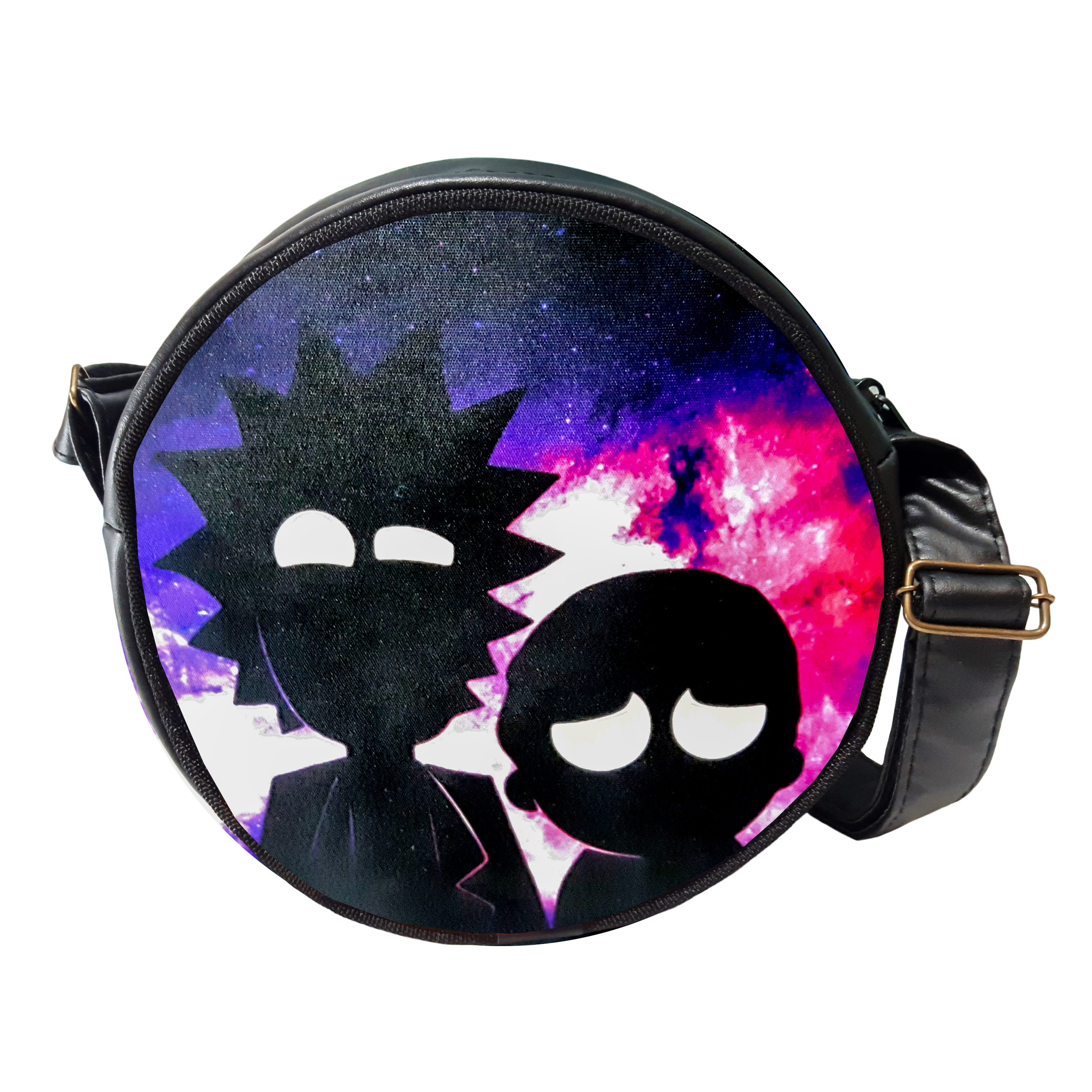 کیف دوشی طرح Rick and Morty کد KDG-01