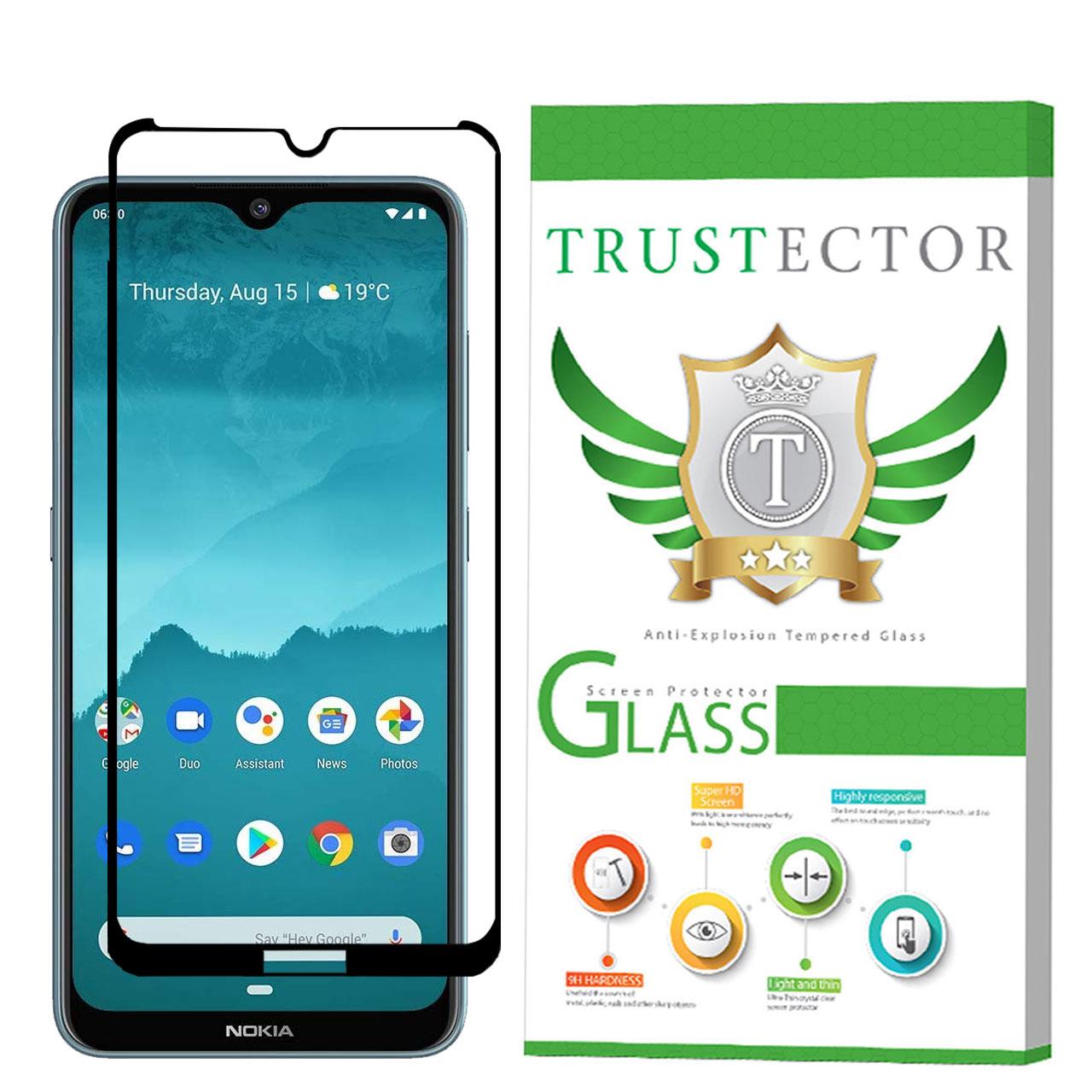محافظ صفحه نمایش تراستکتور مدل GSS مناسب برای گوشی موبایل نوکیا 7.2              ( قیمت و خرید)