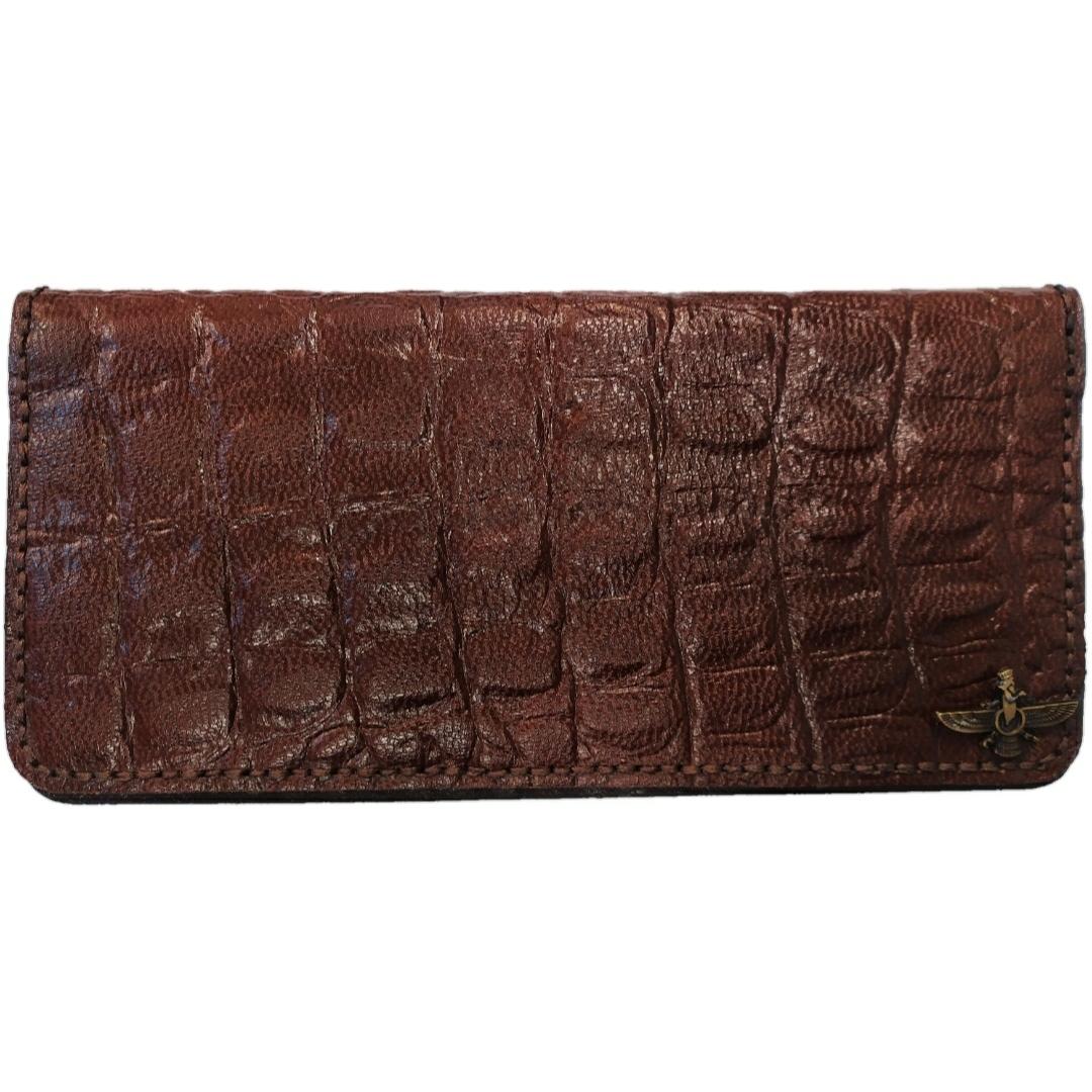 کیف پول چرمی مدل c-01