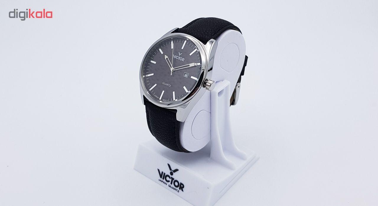 ساعت مچی عقربه ای مردانه ویکتور مدل V1315-05