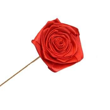 گل مصنوعی طرح  رز  کد 24