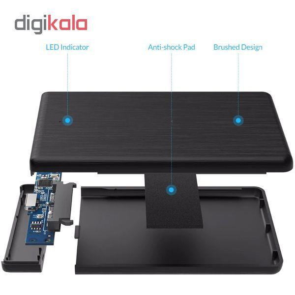 باکس تبدیل SATA به USB 3.0 هارددیسک مدل 2189