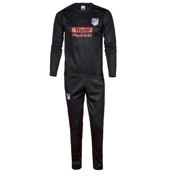 ست تی شرت و شلوار ورزشی مردانه سارزی کد 501 رنگ مشکی
