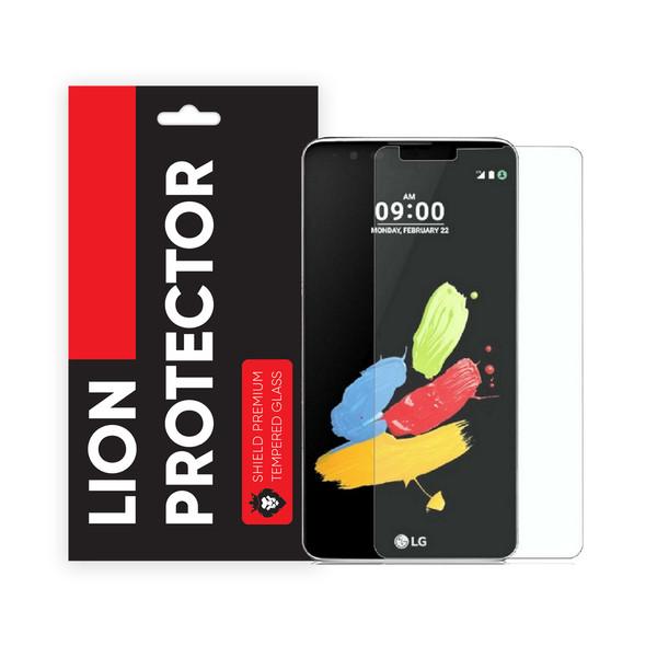 محافظ صفحه نمایش شیلد مدل Lion UCC مناسب برای گوشی موبایل ال جی Stylus 2