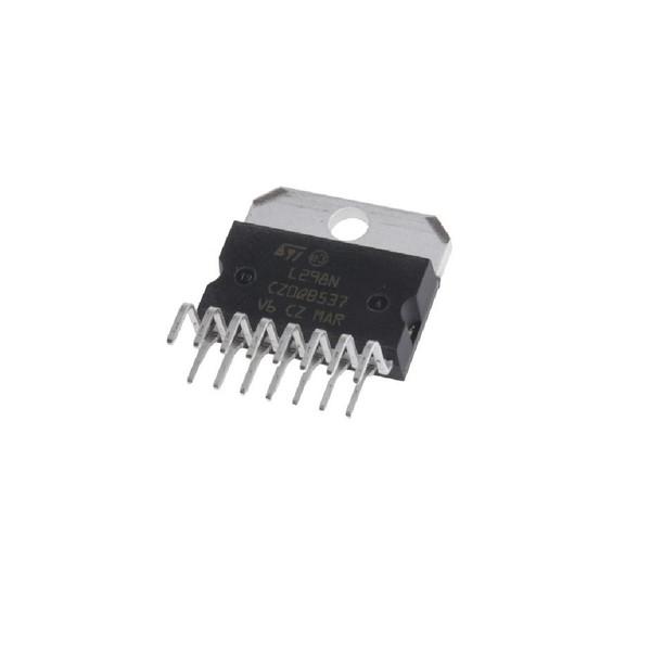 درایور موتور مدل L298N بسته 2 عددی
