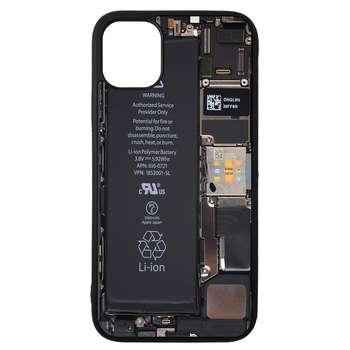 کاور طرح پشت موبایل کد 43200 مناسب برای گوشی موبایل اپل iphone 11 Pro