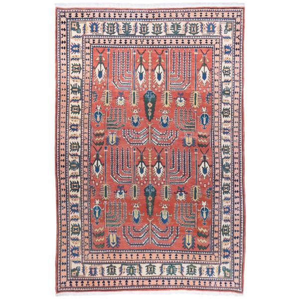 فرش دستباف شش متری سی پرشیا کد 171190