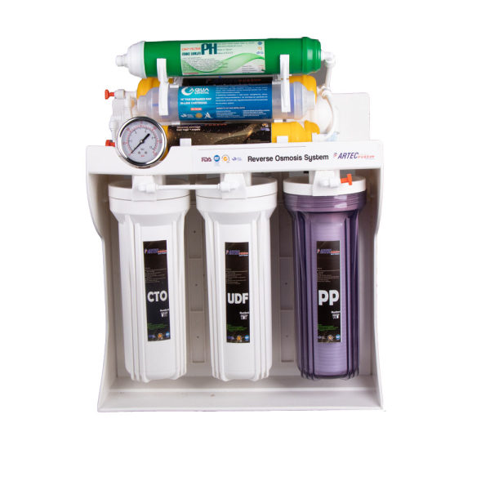دستگاه تصفیه کننده آب خانگی آرتک پیور وان مدل  PSE-1004 Gpro