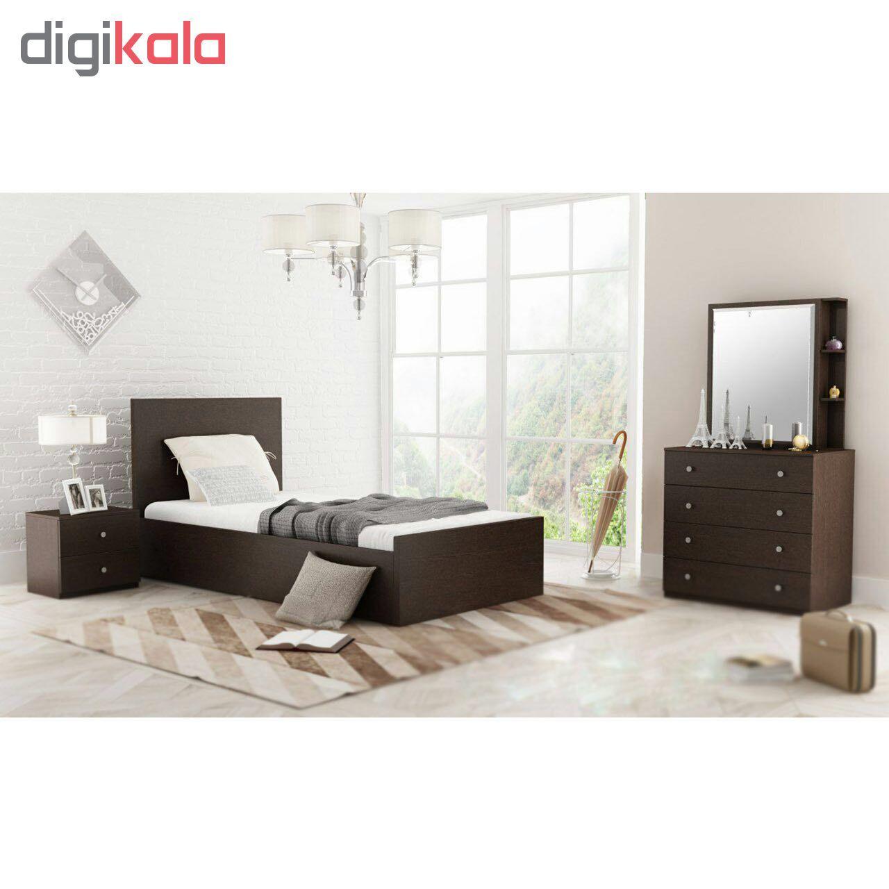 تخت خواب یک نفره مدل AK_B_AlbrzV سایز 90x200 سانتی متر main 1 3