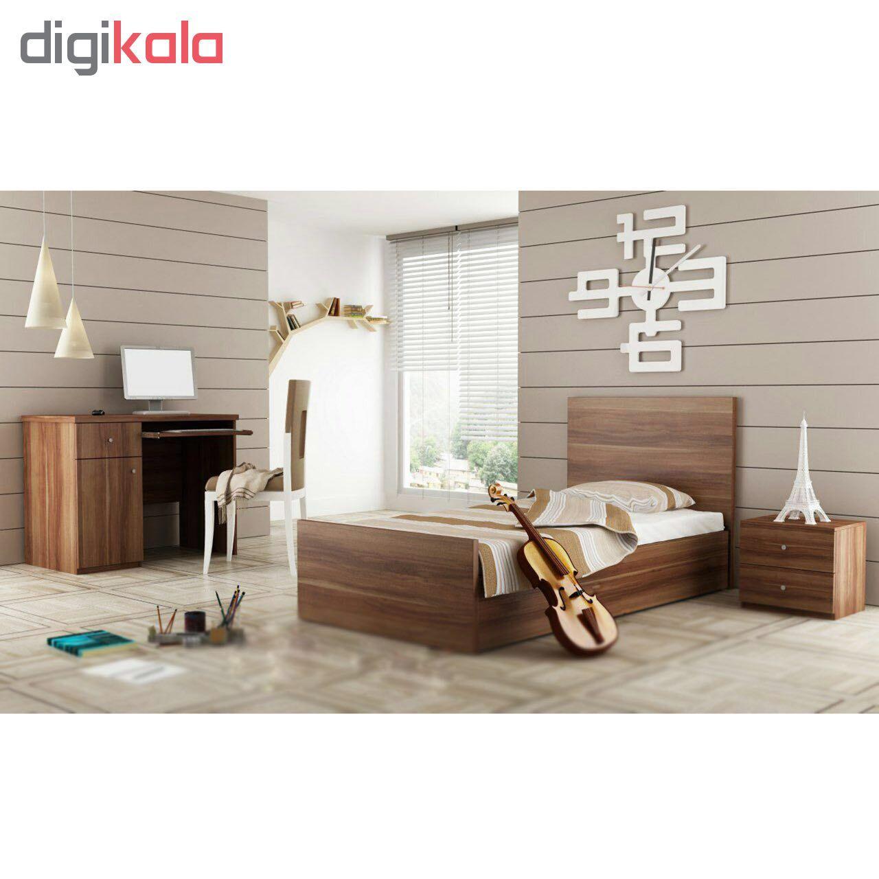 تخت خواب یک نفره مدل AK_B_AlbrzV سایز 90x200 سانتی متر main 1 1