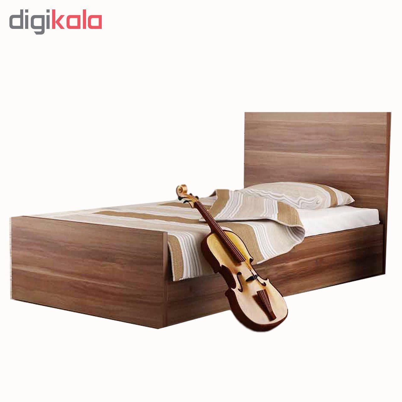 تخت خواب یک نفره مدل AK_B_AlbrzV سایز 90x200 سانتی متر main 1 7
