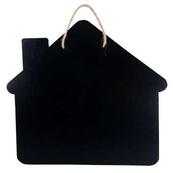 تخته سیاه طرح کلبه سایز 25×29 سانتی متر