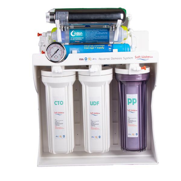 دستگاه تصفیه کننده آب خانگی سافت واتر وان مدل UV PME-10002