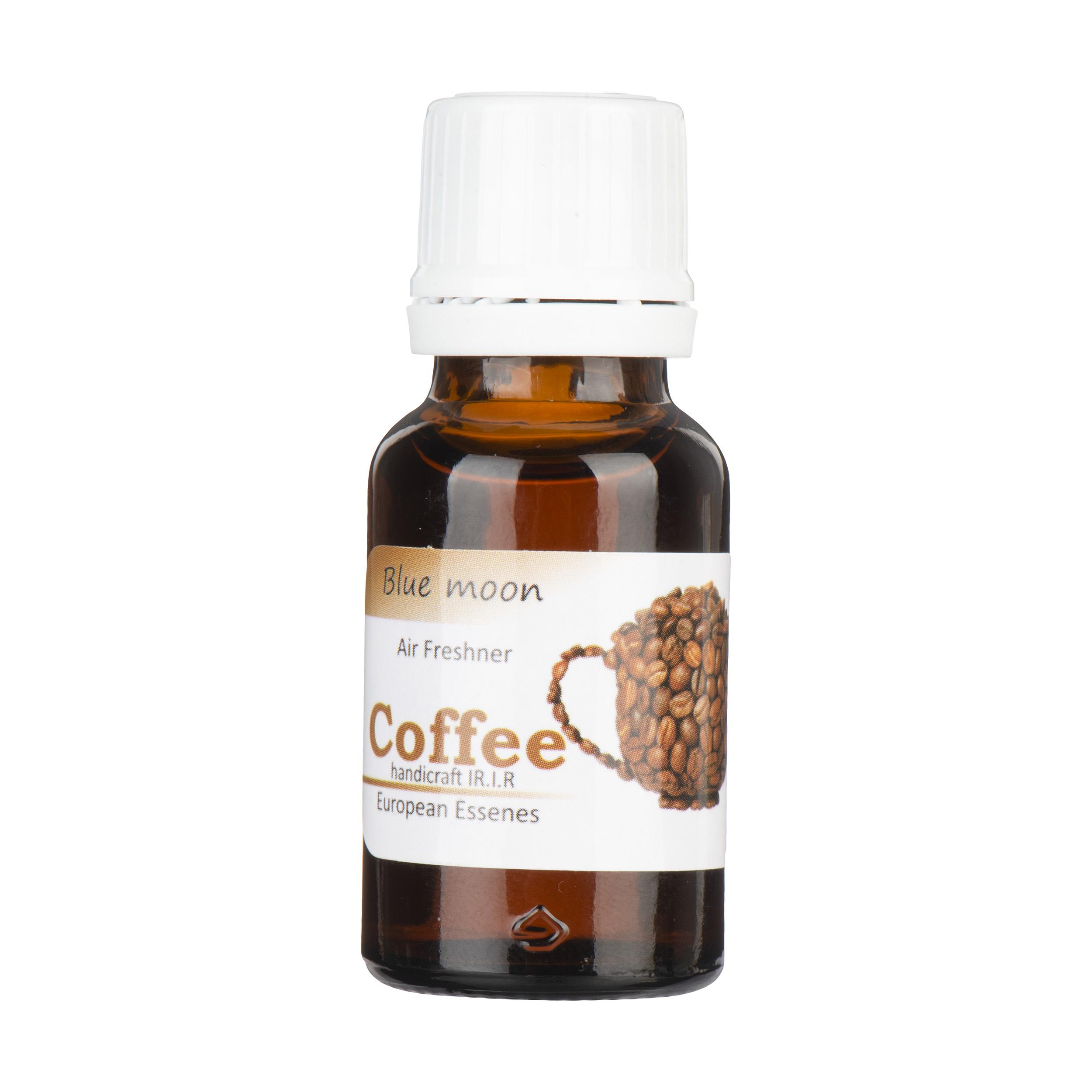 اسانس خوشبوکننده بلومون مدل Bitter coffee حجم 17 میلی لیتر