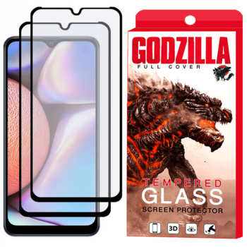 محافظ صفحه نمایش مات گودزیلا مدل GGM مناسب برای گوشی موبایل سامسونگ Galaxy A50 بسته 2 عددی