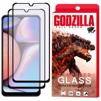محافظ صفحه نمایش مات گودزیلا مدل GGM مناسب برای گوشی موبایل سامسونگ Galaxy A30S بسته 2 عددی