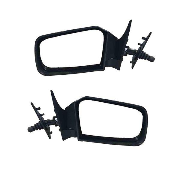 آینه جانبی خودرو مدل FFPCO مناسب برای پیکان بسته 2 عددی