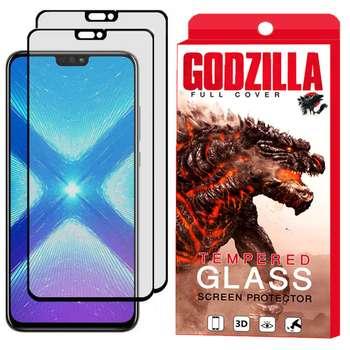 محافظ صفحه نمایش مات گودزیلا مدل GGM مناسب برای گوشی موبایل هوآوی Y9 2019 بسته 2 عددی
