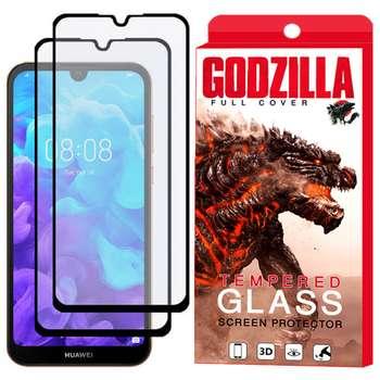 محافظ صفحه نمایش مات گودزیلا مدل GGM مناسب برای گوشی موبایل هوآوی Y5 Prime 2019 بسته 2 عددی