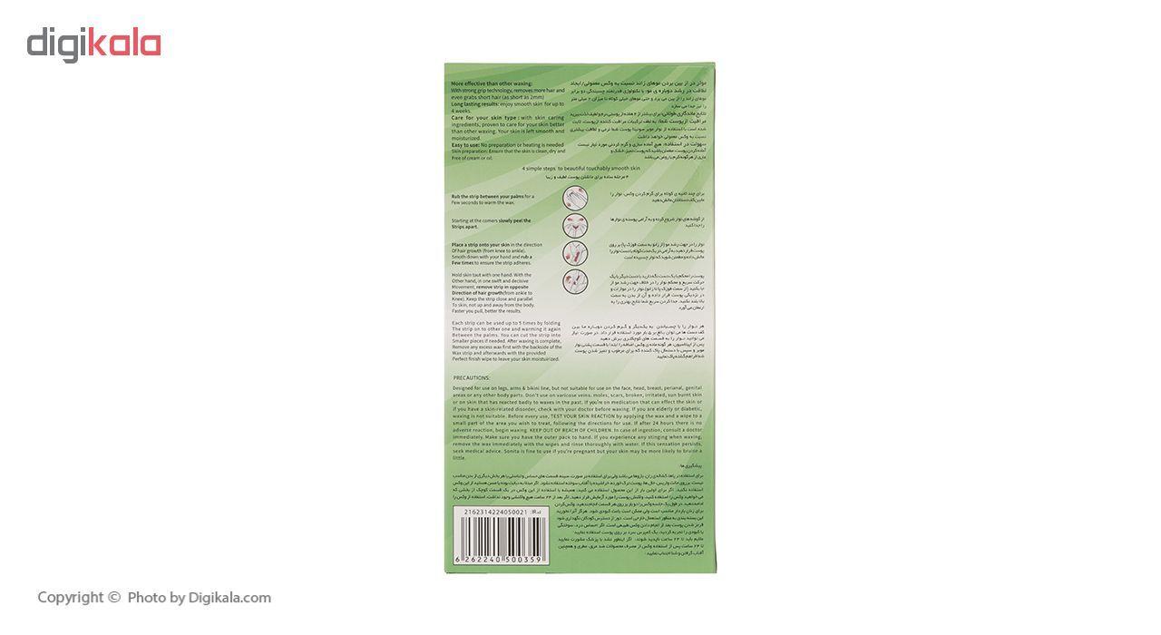نوار موبر سونیتاموم مدل Aloevera بسته 20 عددی main 1 3