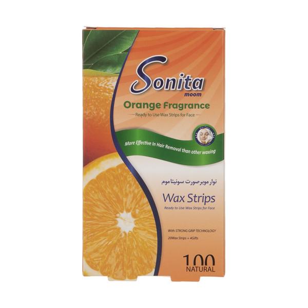 نوار موبر سونیتاموم مدل Orange بسته 24 عددی