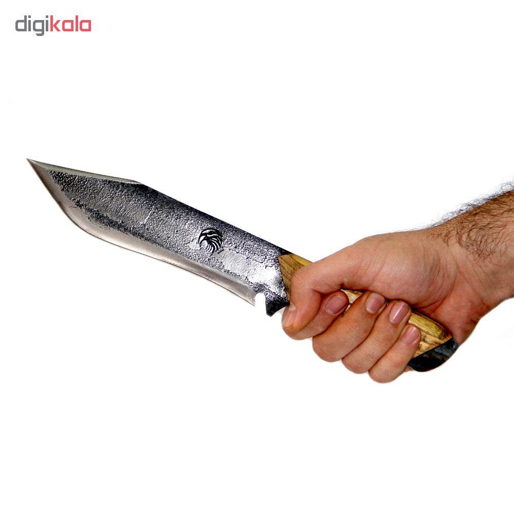 چاقو سفری مدل s-ch2