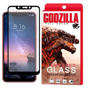 محافظ صفحه نمایش مات گودزیلا مدل GGM مناسب برای گوشی موبایل شیائومی Redmi Note 6 Pro