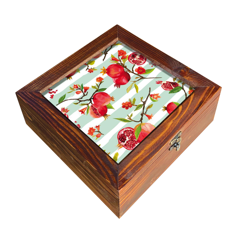 خرید                      جعبه هدیه چوبی کد DG 99