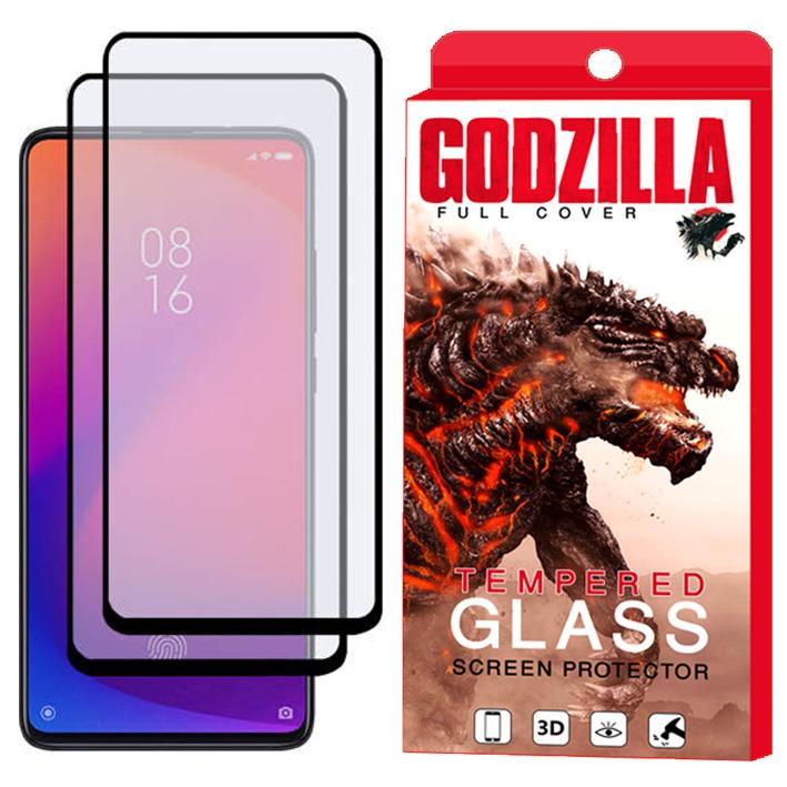 محافظ صفحه نمایش مات گودزیلا مدل GGM مناسب برای گوشی موبایل شیائومی Mi 9T بسته 2 عددی