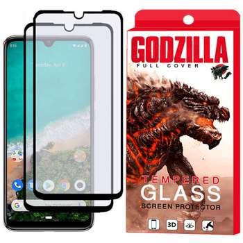 محافظ صفحه نمایش مات گودزیلا مدل GGM مناسب برای گوشی موبایل شیائومی Mi A3 بسته 2 عددی