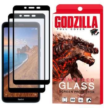 محافظ صفحه نمایش مات گودزیلا مدل GGM مناسب برای گوشی موبایل شیائومی Redmi 7A بسته 2 عددی