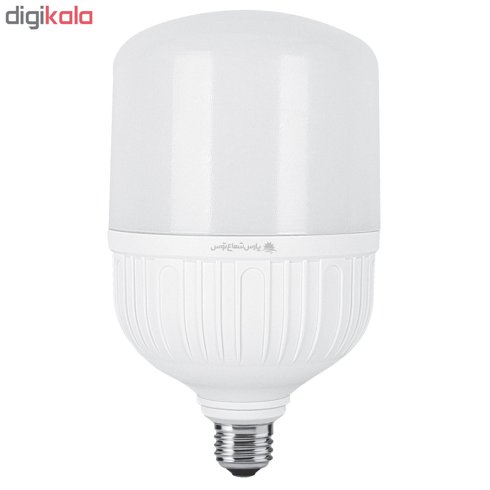 لامپ ال ای دی 50 وات پارس شعاع توس مدل PT-CY50 پایه E27 main 1 1