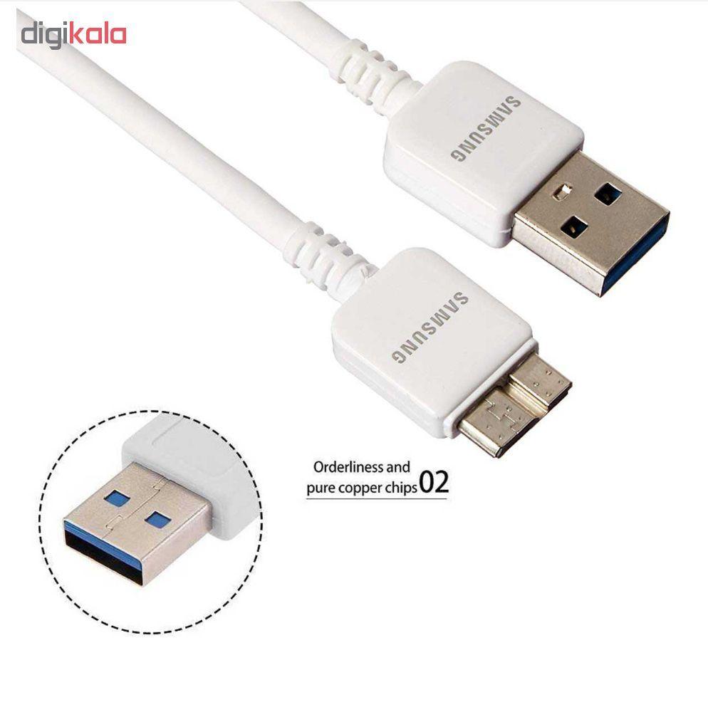 کابل تبدیل USB به Micro-B مدل Note3 طول 1 متر main 1 5