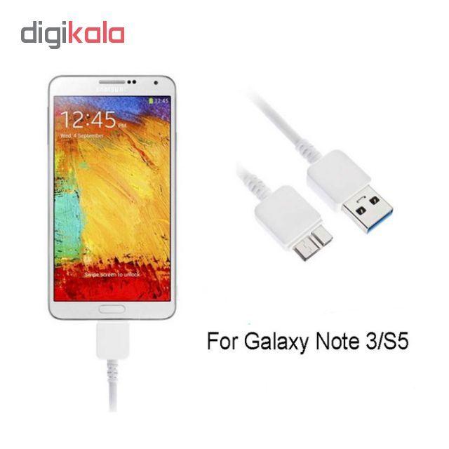 کابل تبدیل USB به Micro-B مدل Note3 طول 1 متر main 1 7