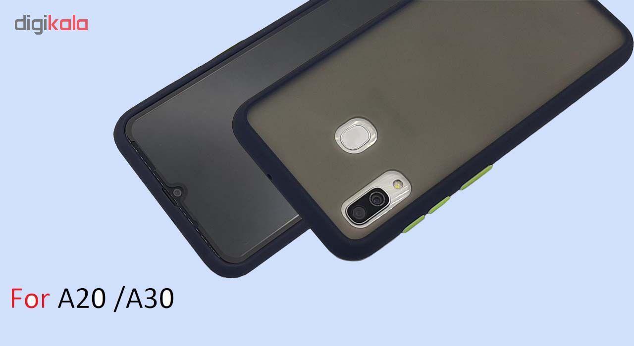 کاور کینگ پاور مدل M21 مناسب برای گوشی موبایل سامسونگ Galaxy A20 /A30