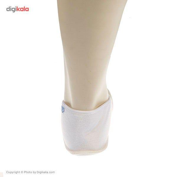پاشنه پوش پاک سمن مدل Cover سایز کوچک  Paksaman Cover Heel Support Size Small