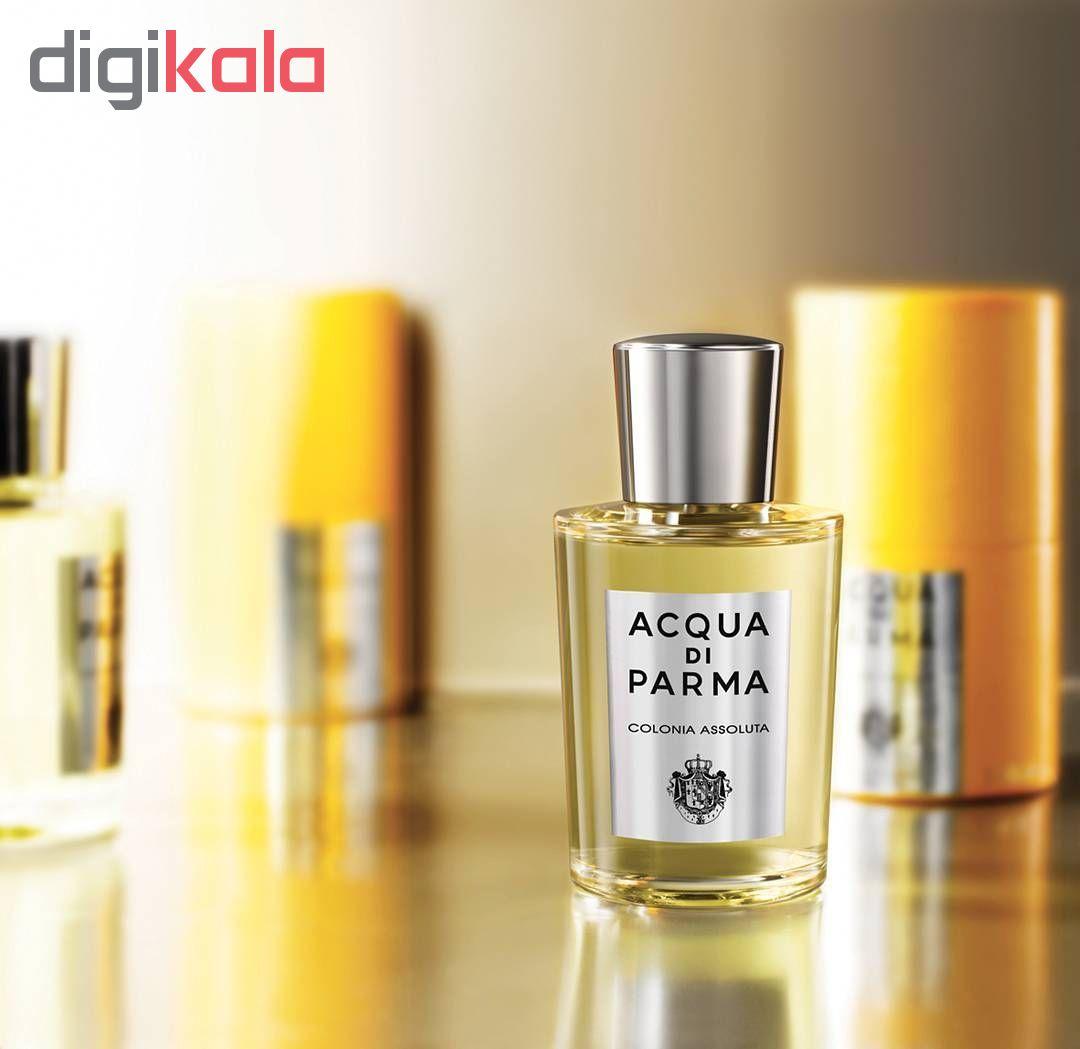 خرید اینترنتی ادوکلن مردانه آکوا دی پارما مدل Colonia Assoluta حجم 180 میلی لیتر اورجینال