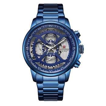 ساعت مچی عقربه ای مردانه نیوی فورس مدل NF9150M