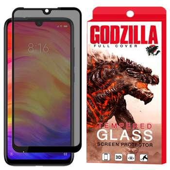 محافظ صفحه نمایش حریم شخصی گودزیلا مدل GGP مناسب برای گوشی موبایل شیائومی Redmi Note 7