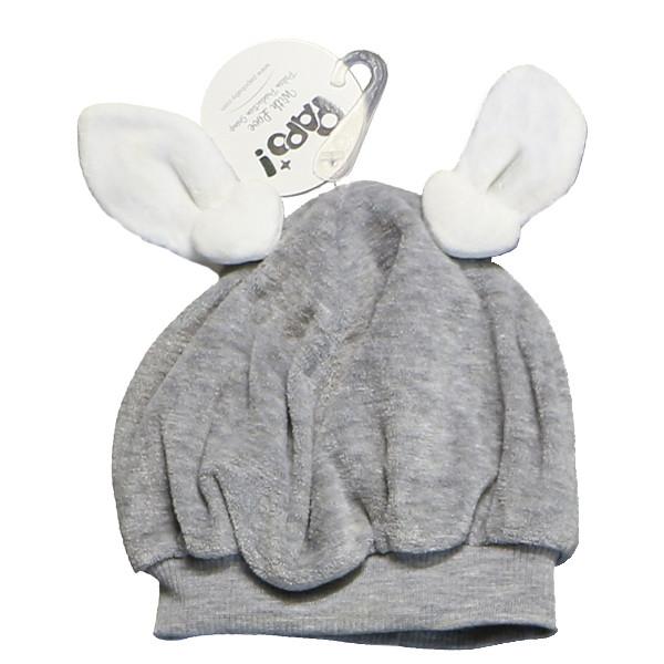 کلاه نوزادی دخترانه پاپو طرح قلب کد B3-T