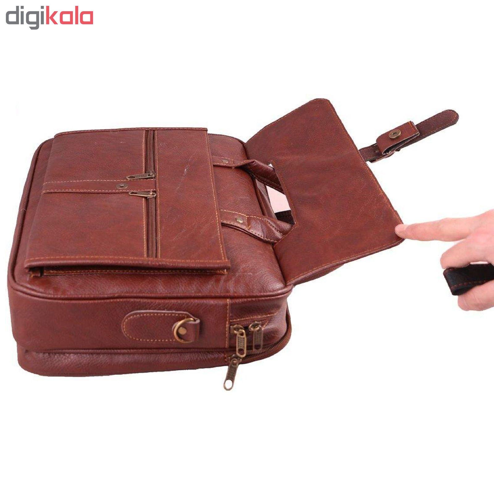 کیف لپ تاپ پارینه کد TGH132 مناسب برای لپ تاپ 15 اینچی main 1 7