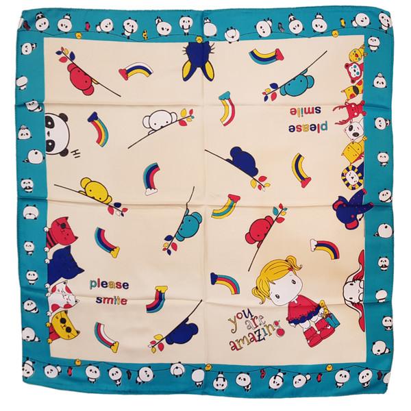 روسری دخترانه کد rm70493