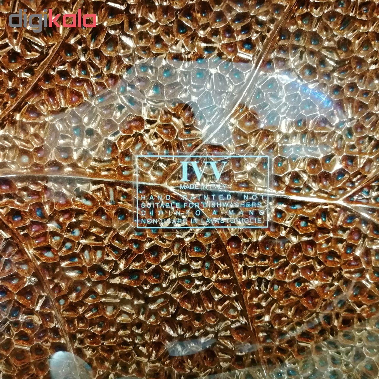 خرید                      کاسه شیشه ای آی وی وی کد 183503