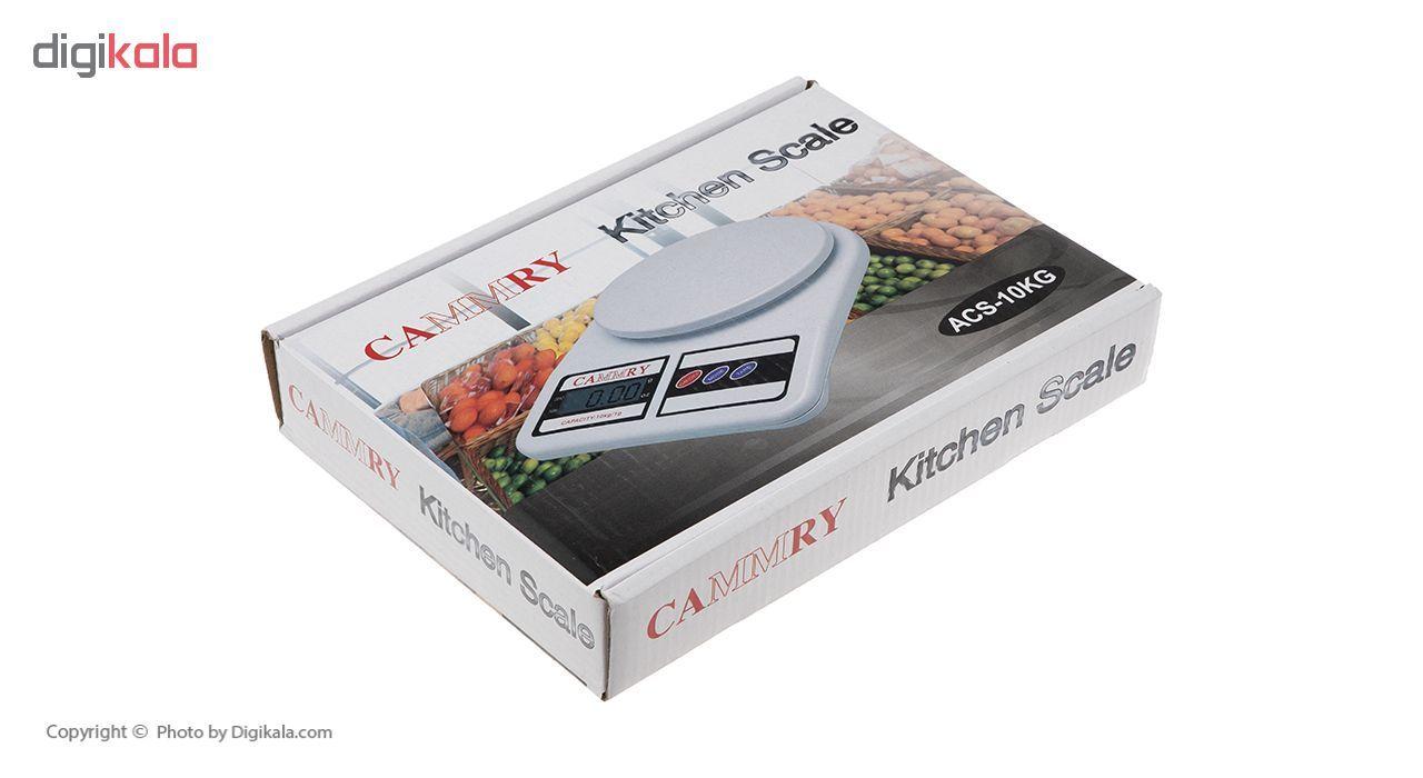 ترازو آشپزخانه کمری مدل  ACS-10G main 1 5