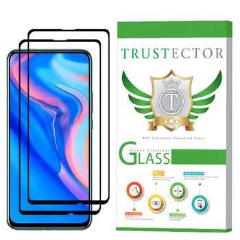 محافظ صفحه نمایش تراستکتور مدل GSS مناسب برای گوشی موبایل هوآوی Y9 Prime 2019 بسته 2 عددی