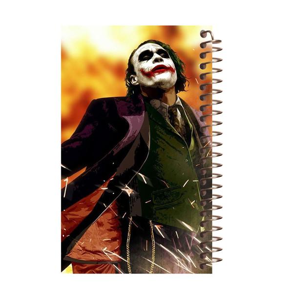 دفتر یادداشت آف تاب مدل Heath Ledger کد 011